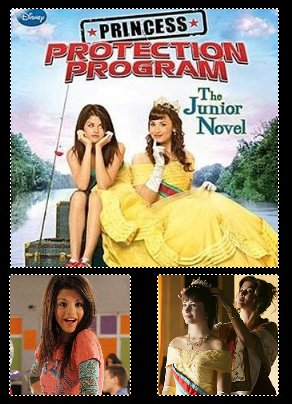 Zoom sur Princess Protection Program  With Selena Gomez, Demi Lovato