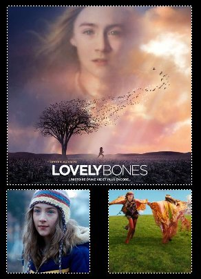 Zoom sur Lovely Bones  With Saoirse Ronan, Rachel Weisz, Mark Wahlberg