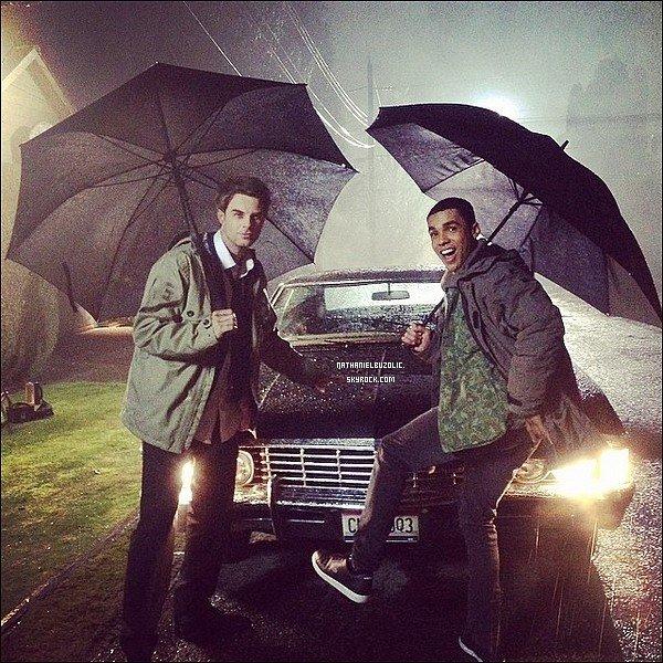 Découvrez quelques stills de l'épisode 9.20 de Supernatural qui servira de pilot au spin-off Supernatural : Bloodlines ainsi que son tout premier trailer, chargé en action !