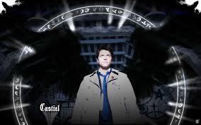Castiel 💖 mon ange préféré...lol