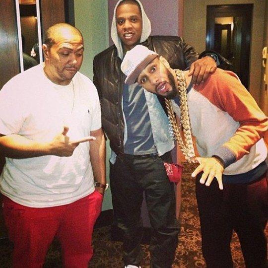 Jay-Z – Open Letter (prod Swizz Beatz & Timbaland)