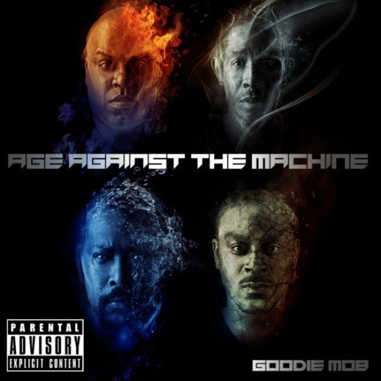 Goodie Mob – Age Against The Machine (cover)