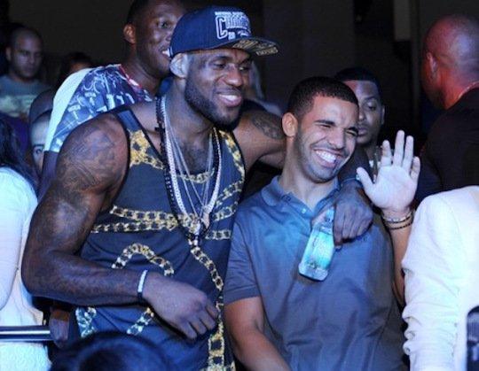 Drake en tête des rappeurs les plus médiatisés sur le net