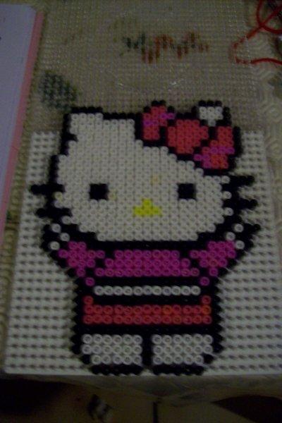 hello kitty perle hama