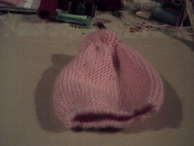 ensemble au tricot pour poupee