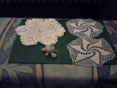 tres belle tortues faite au crochet