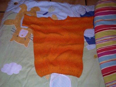robe tricoter pour une commande