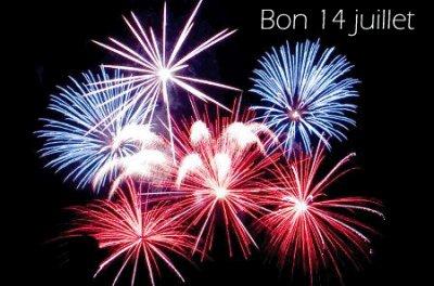BONNE FETE DU 14 JUILLET 2011
