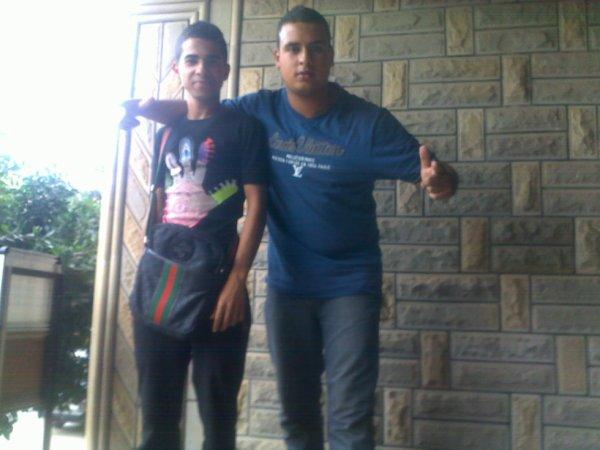 Moi et Mon Amis Marouane