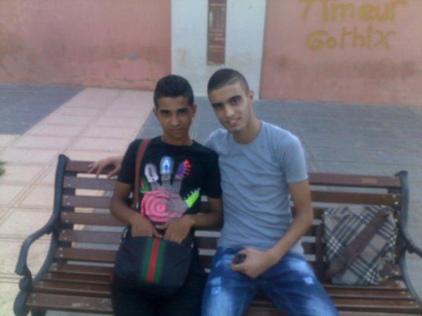Marouane et Anass