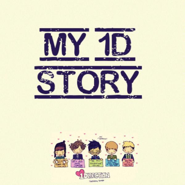 My 1D story !