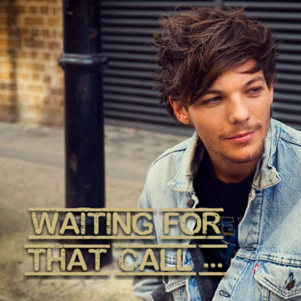 Chapitre 4 : Waiting for that call
