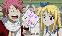 I LOVE YOU LUCY!!!! BY NATSU