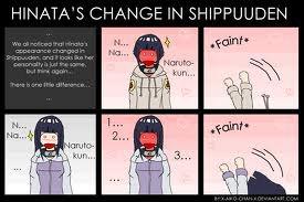 Hinata.......elle n'a pas changé