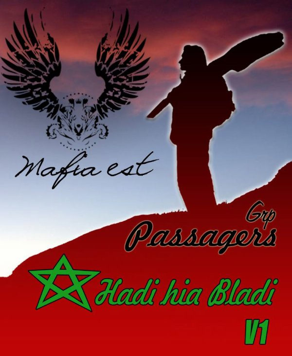 Single / Hia Hadi Bladi  (Mafia Est Feat Passagers) (2011)