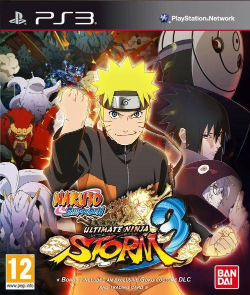 New Naruto Shippuden : Ninja Strom 3 Et Nouveau Ending 24 CDC