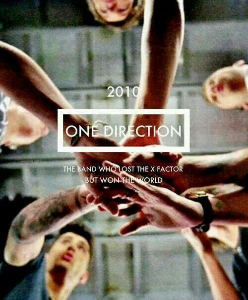 1D fiction : bientot !