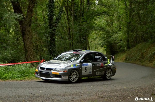 Rallye des 100 Vallées 2013