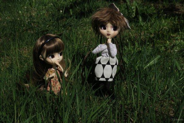 """Prune et Cerrydwen : """"Venez avec moi"""" (Profilage)"""