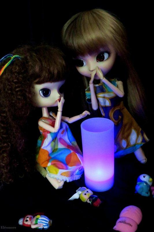 """Cerrydwen et Gloria : """"Pour donner vie à mes rêves de gamin"""" (Nassi)"""