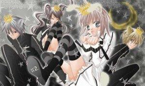 Image des mangas que j'ai poster.