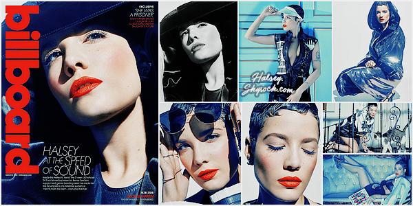 Photoshoot • • Découvrez le magnifique photoshoot d'Halsey pour Billboard Magazine !  Ashley fait la couverture du mois de mars du magazine, ce shoot est vraiment beau j'adore  !