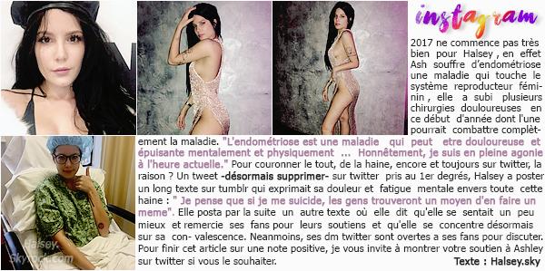 DIVERS• • Découvrez les dernières photos instagram de Halsey poster sur son compte.