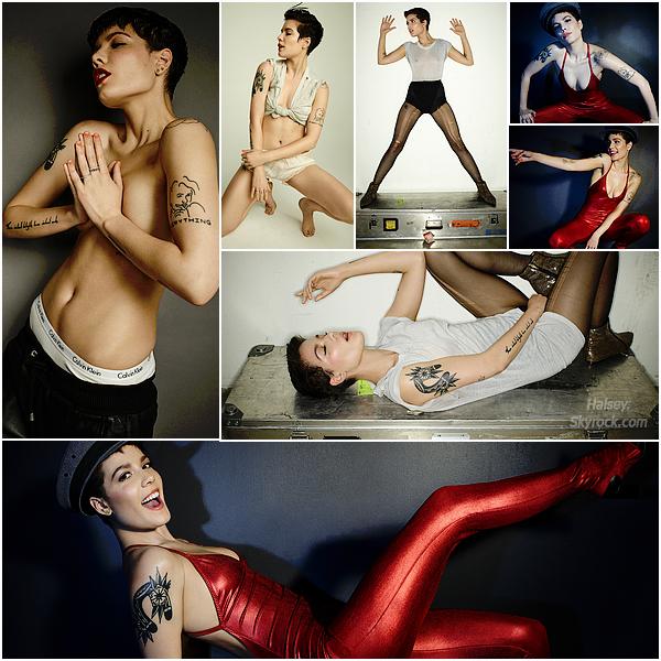 PHOTOSHOOT • • Découvrez le shoot réaliser pour le célèbre Rolling Stone Magazine ou Ash fait la couverture !