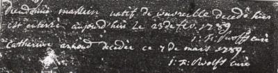 Natif de WAVREILLE : et si Jean MASSUIN?