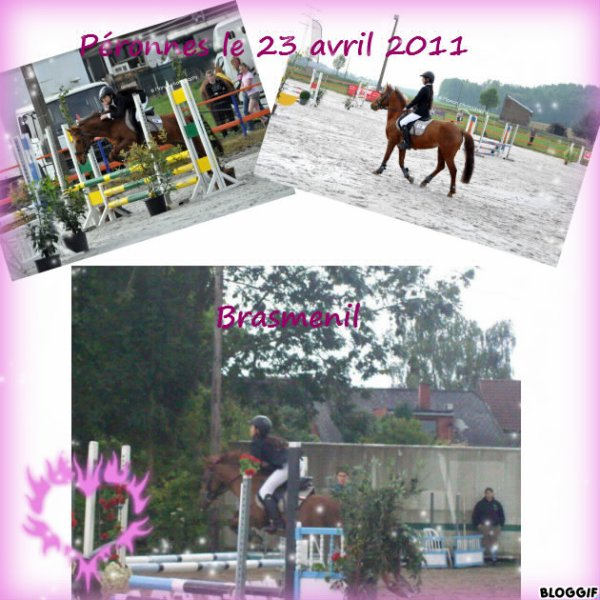 Saison pony trophy 2011