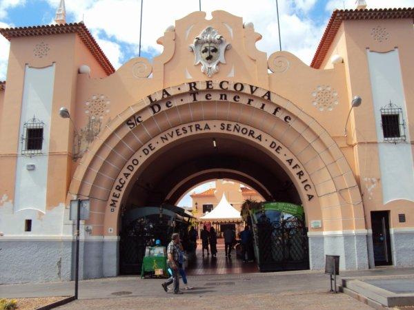 le mercato de santa cruz de ténérife
