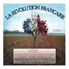 La Révolution Française - Les chanteurs et leurs rôles