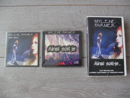 Ainsi soit je (live) (20/08/1997)