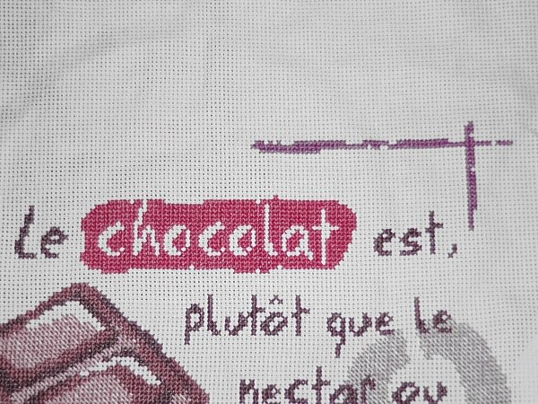 3eme objectifs sal chocolat