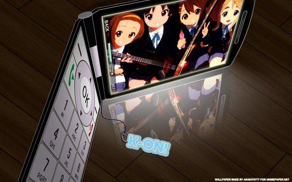 K-On Yuri (Ritsu x Mio)