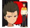 Ginga e kickoff!! Personnage : Kota Furuya