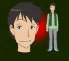 Ginga e kickoff!! Personnage : Yuto Ukishima