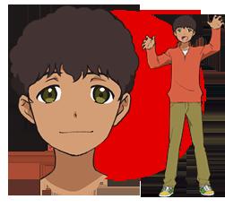 Ginga e kickoff!! Personnage : Tagi Sugiyama