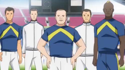 Ginga e kickoff!! Dernier Match : Momoyama VS Sekai senbatsu