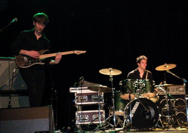 Présentation du nouvel album 2012 à Lesneven :