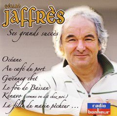 "CD best-of Gérard Jaffrès ""Ses grands Succès"""