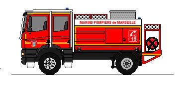 Blog de mlb13370 page 2 dessin paint de vehicule de la - Dessiner un camion de pompier ...