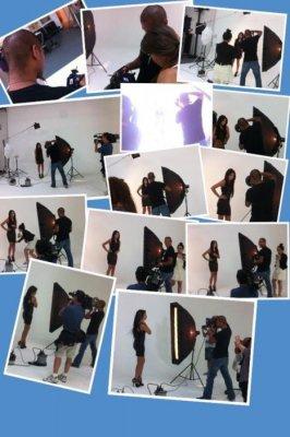 """Vidéo avant le début de l'émission """" What's trending"""" + une vidéo ou Jasmine parle de son album + photos"""