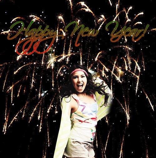 Decembre 2012 et Bonne Année ! =)