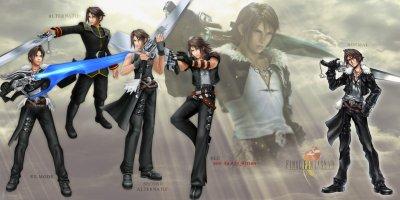 Le Héros dans Final Fantasy 8