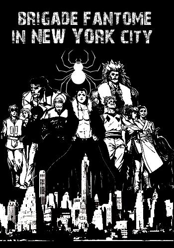 brigade fantome in new york