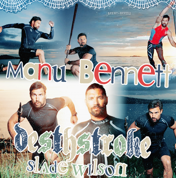 ■ Manu Bennett -----_-----_-----_-----_-----_-----_-----_-----_-----_-----_-----■_Décoration-----■_CréationI