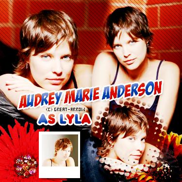 ■ Audrey Marie Anderson -----_-----_-----_-----_-----_-----_-----_-----_-----_-----■_Décoration-----■_CréationI