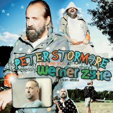 ■ Peter Stormare  -----_-----_-----_-----_-----_-----_-----_-----_-----_-----_-----■_Décoration-----■_CréationI