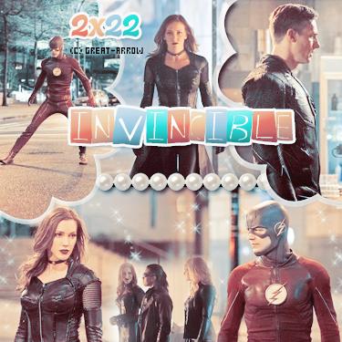 ■ The Flash : Episodes 2x21 & 2x22-----_-----_-----_-----_-----_-----_-----■_Décoration-----■_CréationI